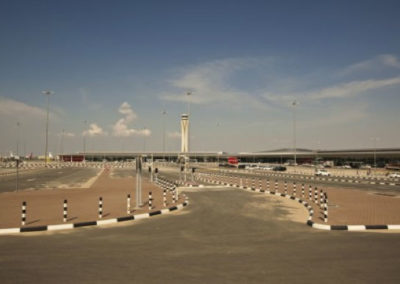 Airport buildings